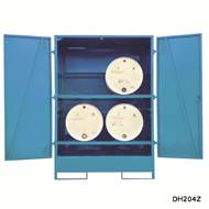 Picture of Fully Enclosed Drum Stores