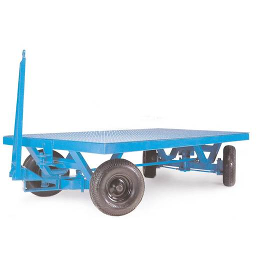 Picture of Four Wheel Ackerman Steering Trailers