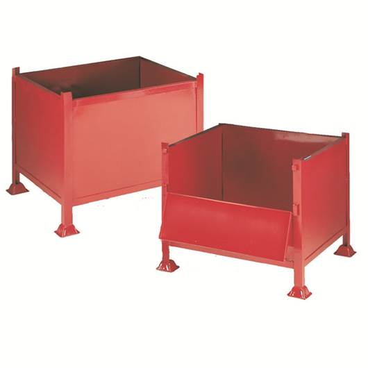 Picture of Metal Pallets - Box Pallets