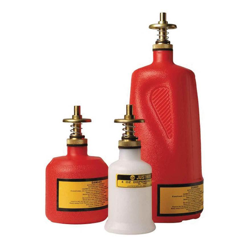 Picture of Handling Cans - Dispensing Bottles