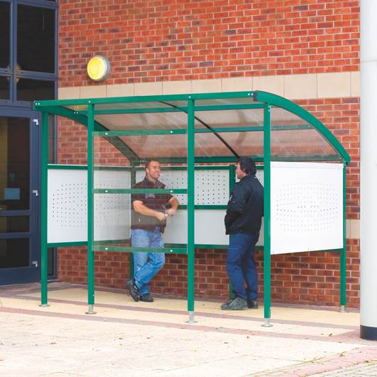 Picture of Premier Smoking Shelters