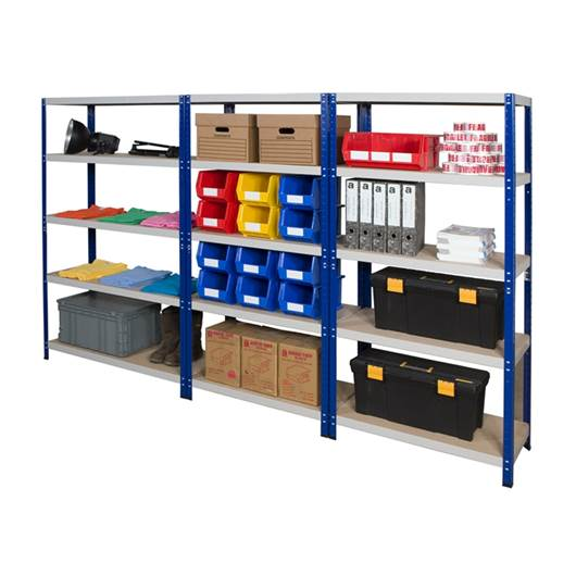 Picture of Quick Assembly Shelving