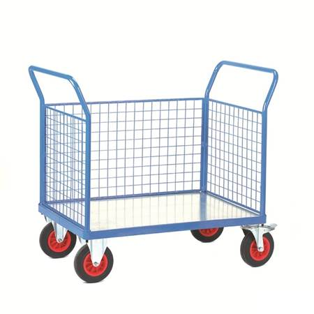 Picture for category Fort® Galvanised Platform Trucks