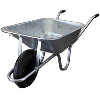 Picture of 90L Galvanised Wheelbarrow