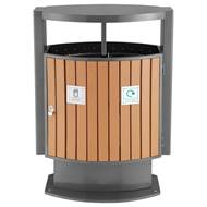 Picture of Wood Effect Bins