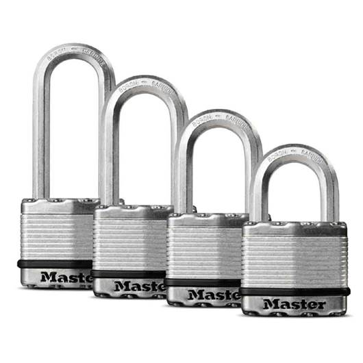 Picture of Excell Laminated Steel Padlocks