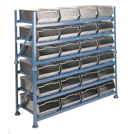 Picture of Stackable Bin Racks