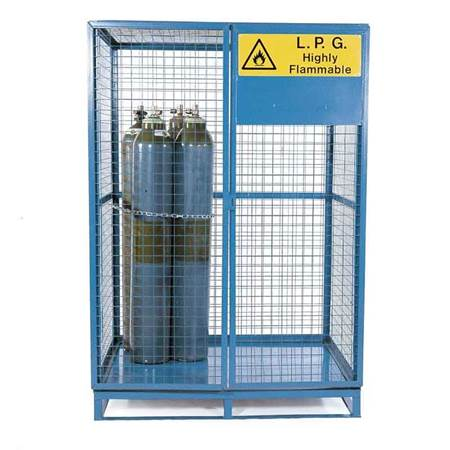 Picture for category Cylinder Cages & Stands