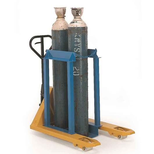 Picture of Cylinder Pallet Cage