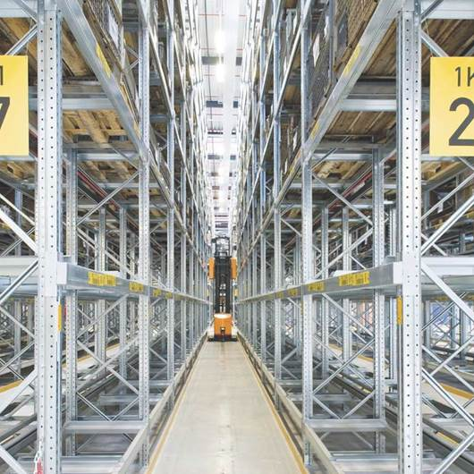 Picture of Narrow Aisle & High Bay Racking