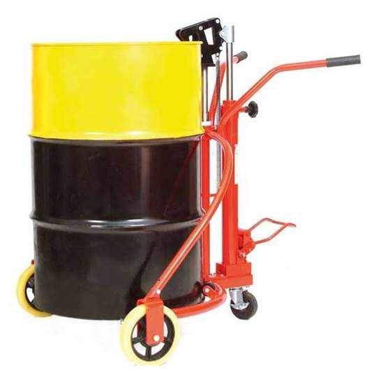 Picture of Hydraulic Drum Lifter