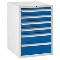 Picture of Euroslide 6 Drawer Cabinet
