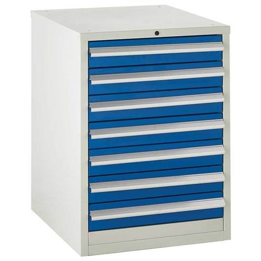 Picture of Euroslide 7 Drawer Cabinet