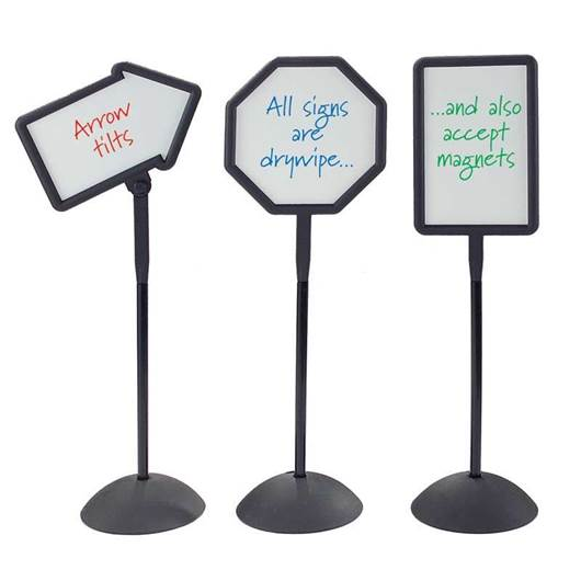 Picture of Freestanding Whiteboard Signs