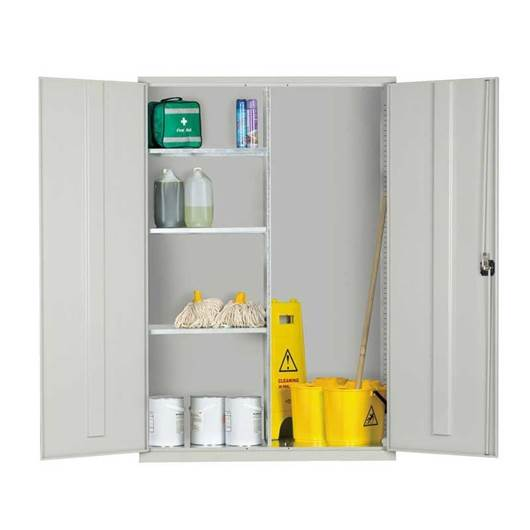 Picture of Extra Wide Janitorial Cupboards