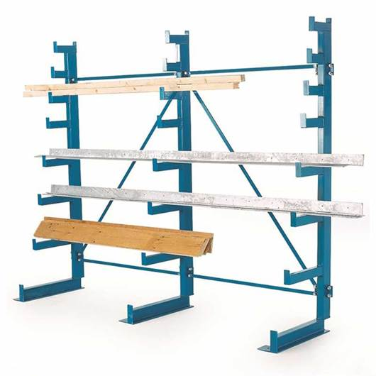 Picture of Cantilever Racking - Parallel Arms