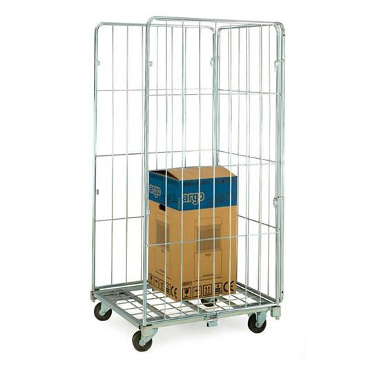 Picture of Three Sided Demountable Roll Containers