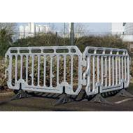 Picture of Traffic Line Crowd Barrier - HDPE