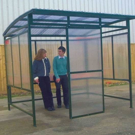 Picture of Smoking Shelter