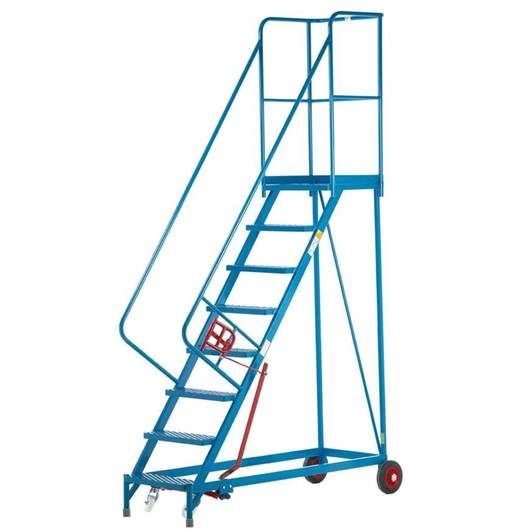 Picture of Fort Heavy Duty Vantage Mobile Steps