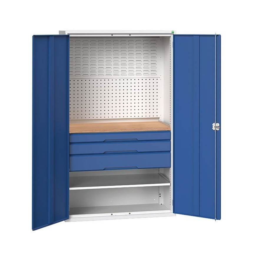 Picture of Kitted Cupboards