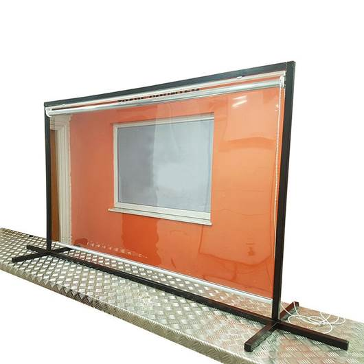Picture of Countertop Protective Roller Blind