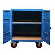 Picture of Mobile Storage Vault Cabinets