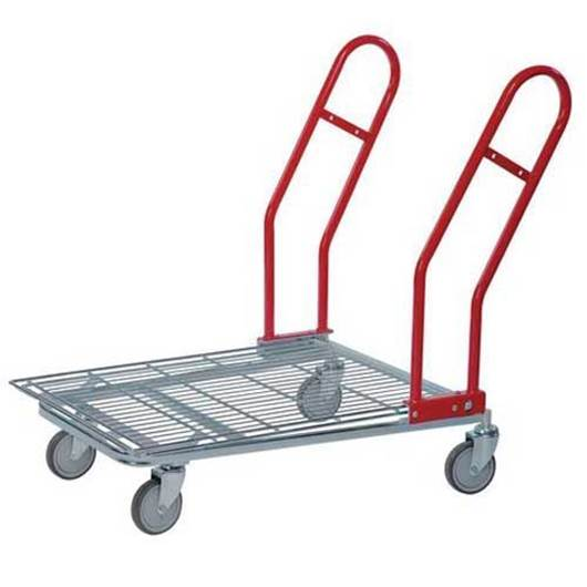 Picture of Nesting Mesh Base Stock Trolleys